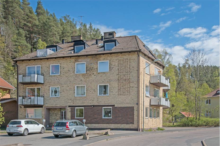 Trädgårdsgatan 1, Norrahammar, Norrahammar - Bostad
