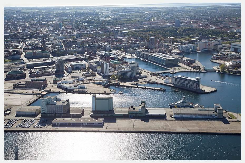 Utställningsgatan 7, Nyhamnen, Malmö - Kontor