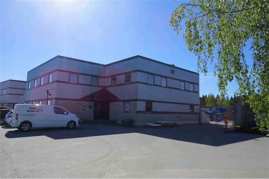 Hyvelgatan 16, Knivsta, Knivsta - Kontor Lager/Logistik