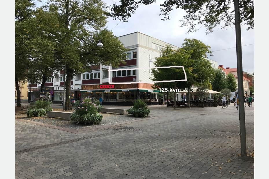 Storgatan 30, city Växjö, V - Kontor