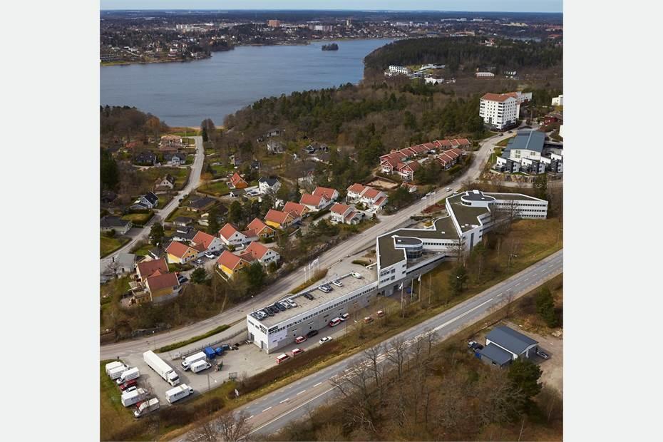 Sidensvansvägen 10, Sjöberg, Sollentuna - Kontor