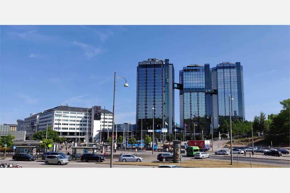 Mässans gata 10, Centrum, Göteborg - Kontor Kontorshotell