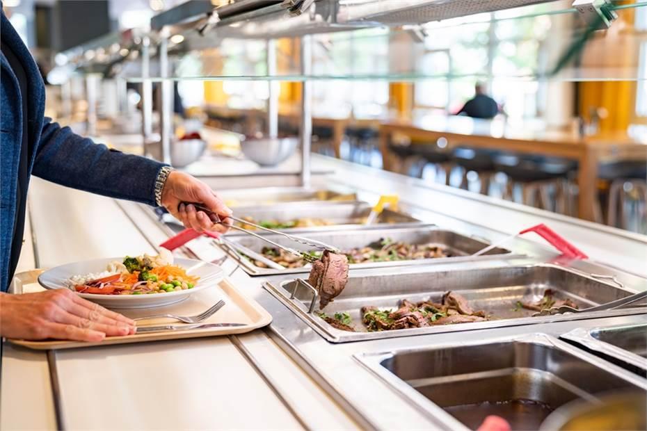 Ärvinge matsal är en uppskattad lunchrestaurang