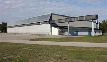 Byggnad 85, Flygstaden, Söderhamn - Industri/verkstad