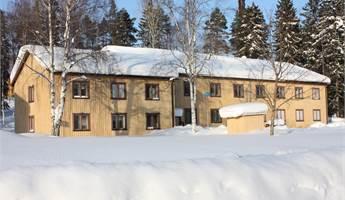Byggnad 24, Flygstaden, Söderhamn - Lager/förråd