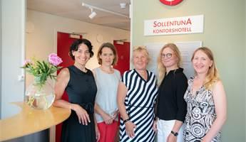 Varmt välkommen till Sollentuna Kontorshotell