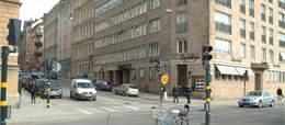 Ledig lokal Styrmansgatan 2, Stockholm