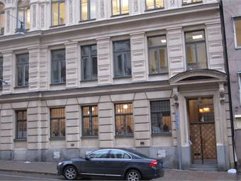 Kontor Styrmansgatan 4