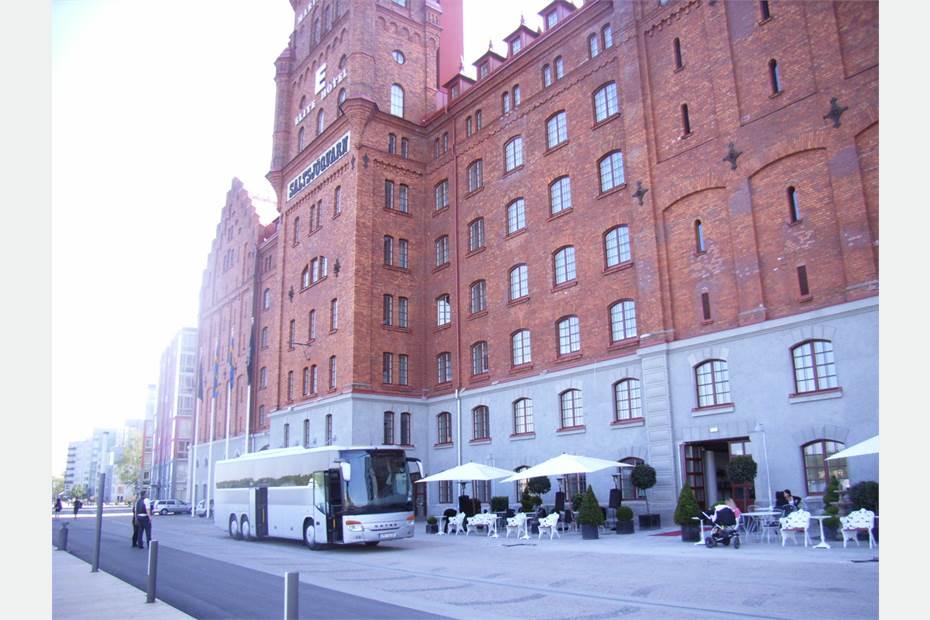 Elite Hotell har invigt nytt hotell i närheten