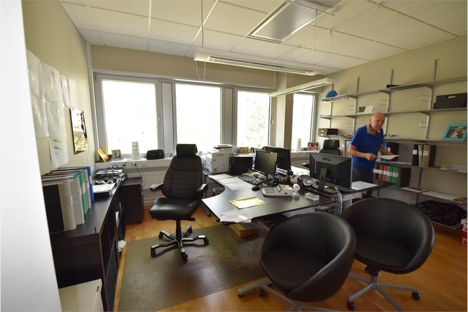 Svarvarvägen 30, Länna, Skogås - Kontor