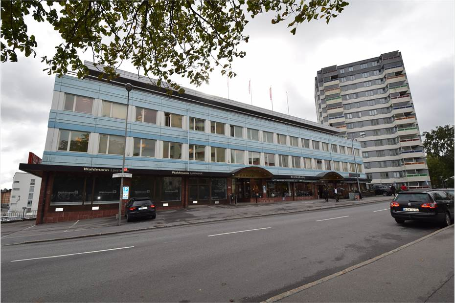 Skebokvarnsvägen 370, Högdalens Centrum, Bandhagen - Kontor