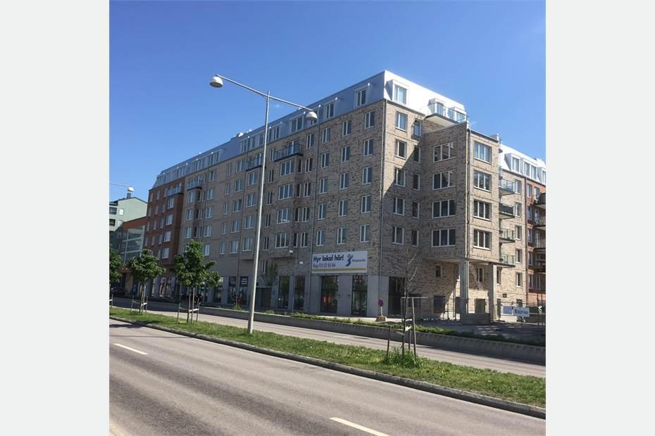 Nordengatan 35, Vasastaden, Linköping - Butik