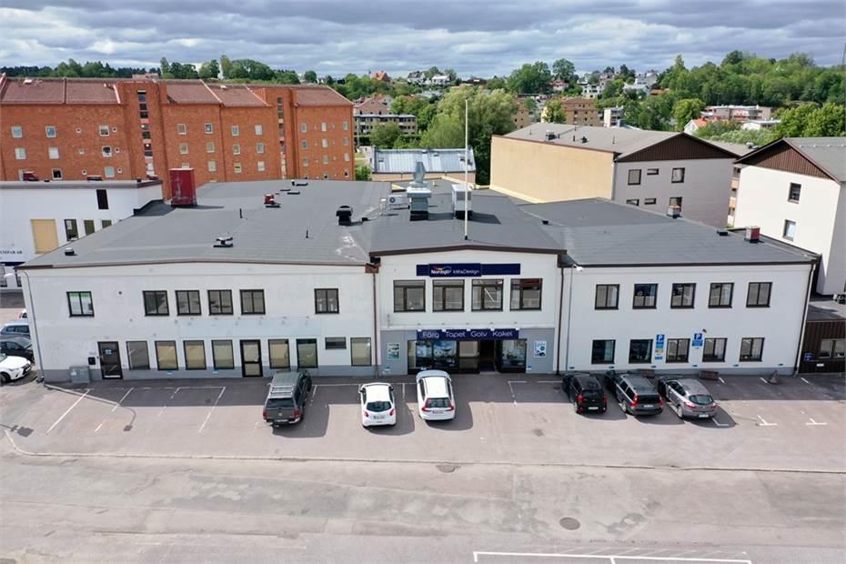 Stationsgatan 14-18, Centralt/Innerstaden, Linköping - Butik
