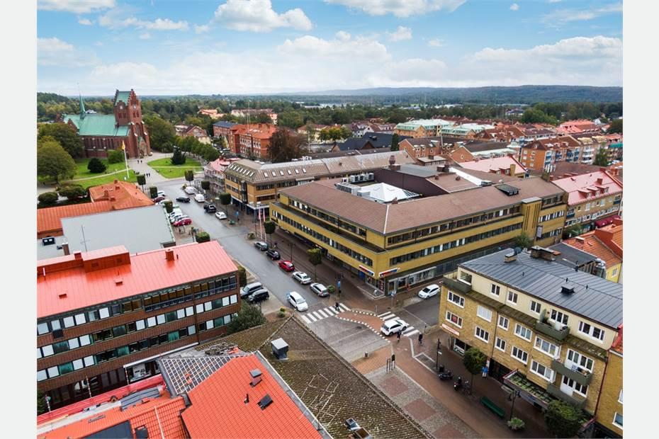 Hässleholms centrum