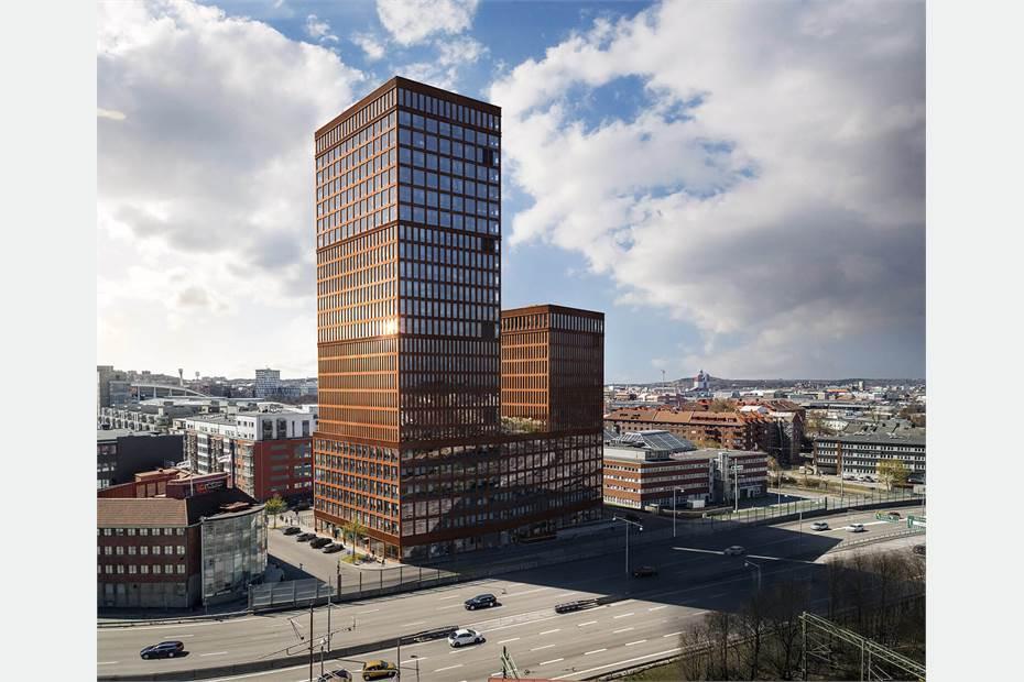 Vestagatan 4, Gårda, Göteborg - Kontor