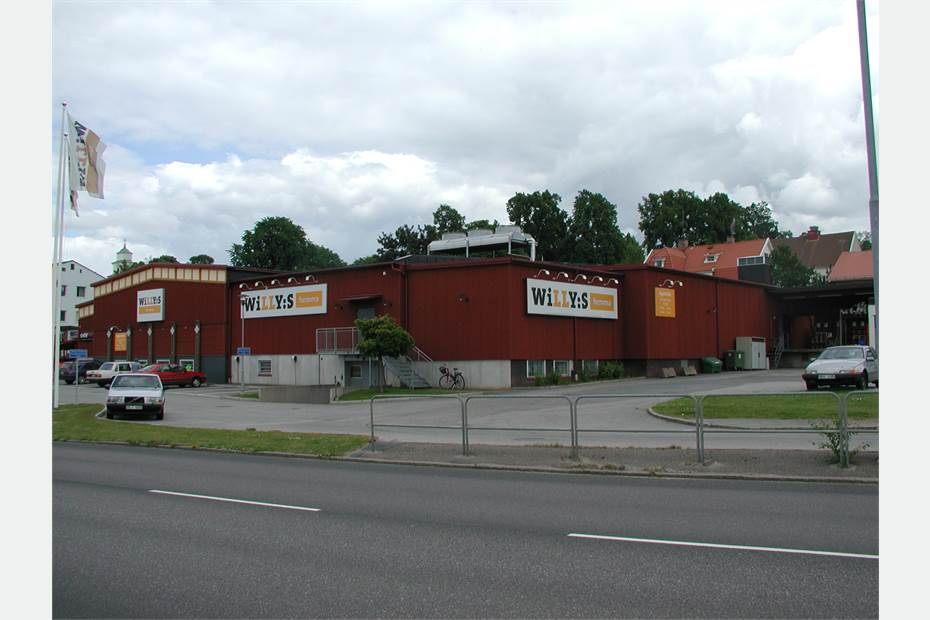 Strandgatan 32, söder, Ulricehamn - ButikLager/förråd