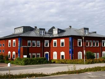 - Campus Gräsvik -, Science Park, Karlskrona - KontorKontorshotell