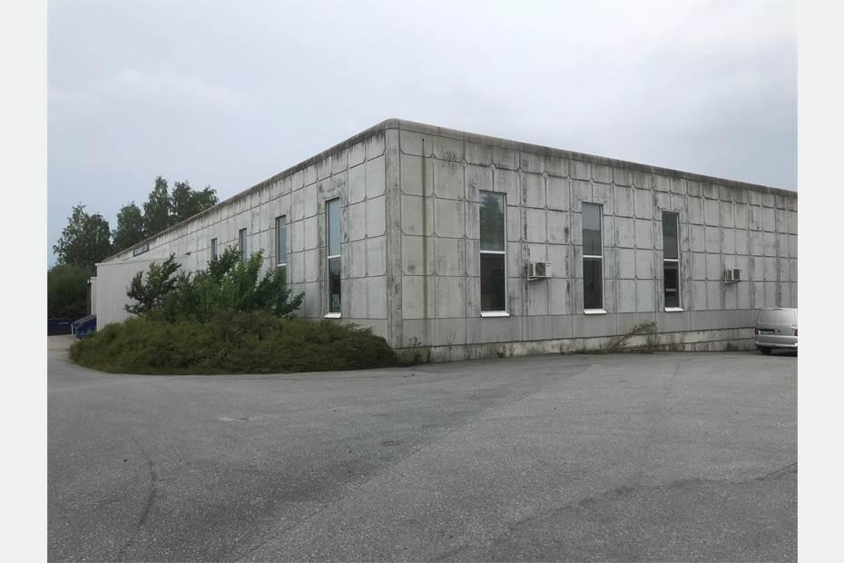 Virkesvägen 4, Holmen, Örebro - Industri/Verkstad Lager/Logis