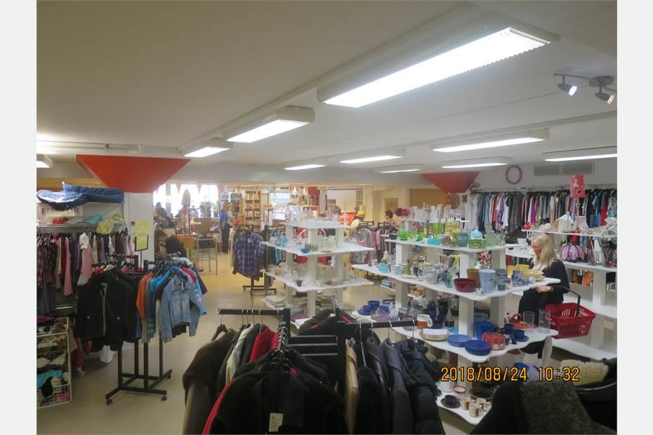 Öppen yta/butiksyta