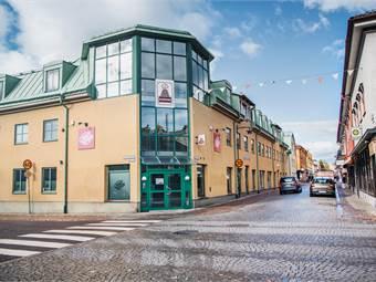 Fasad Slaggatan/Nybrogatan