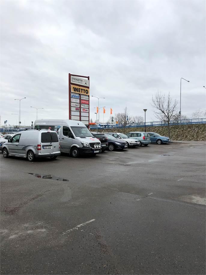 Esplanaden 1, Handelshuset, Hallsberg - ButikIndustri/VerkstadKont