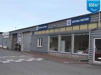 Tuvevägen 37, Hisingen, Göteborg - Industri/Verkstad