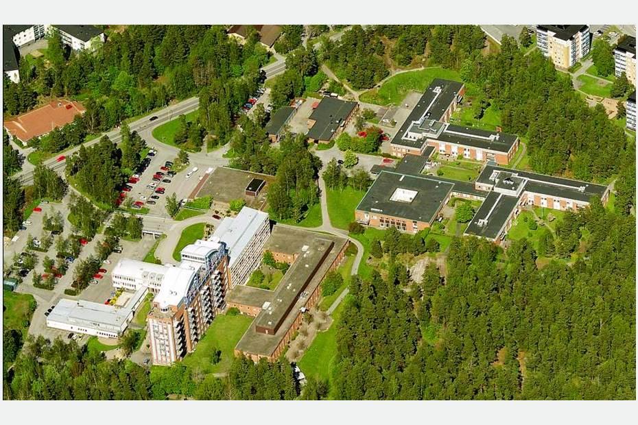 Lasarettsvägen 1-19, Karlstorp, Trollhättan - Övrigt