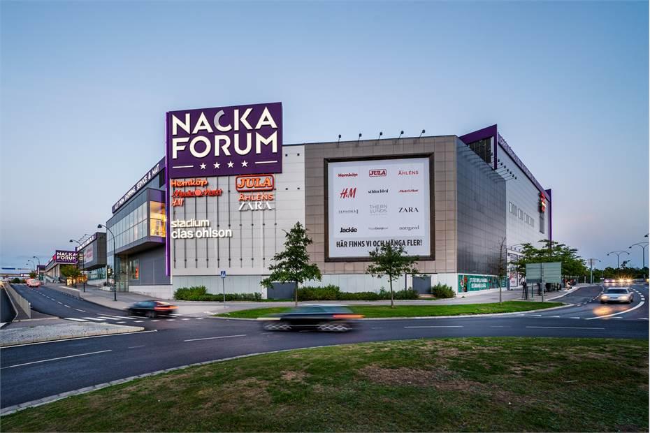 Forumvägen, Nacka Forum, Nacka - Kontor