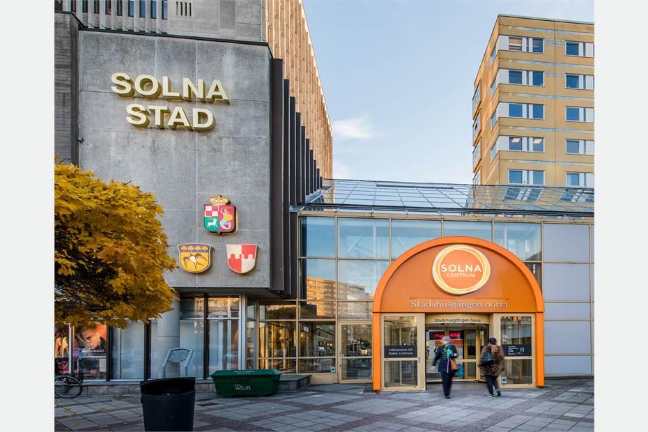 Solna torg 19, Solna Centrum, Solna - Kontor