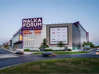 Forumvägen 14, Nacka Forum, Nacka - Kontor
