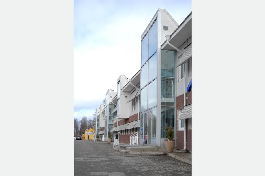 Bergsgatan 130, Nacksta, Sundsvall - Kontor