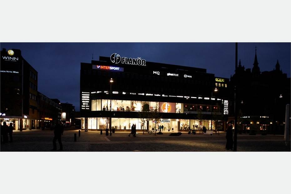 Nygatan 21-23, Centrum, GÄVLE - Butik