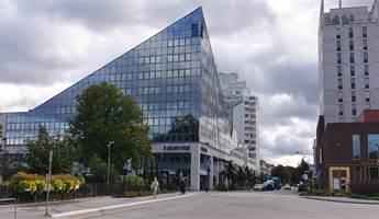 Centralvägen - Upplands Väsby station