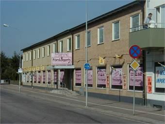 Kvarngatan 1, Utkanten av centrum, Sjöbo - KontorLager/Logistik