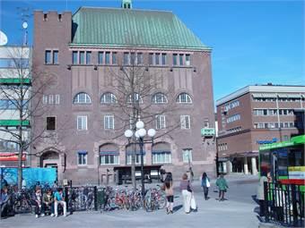 Butik/Kontor - Fristadstorget 2