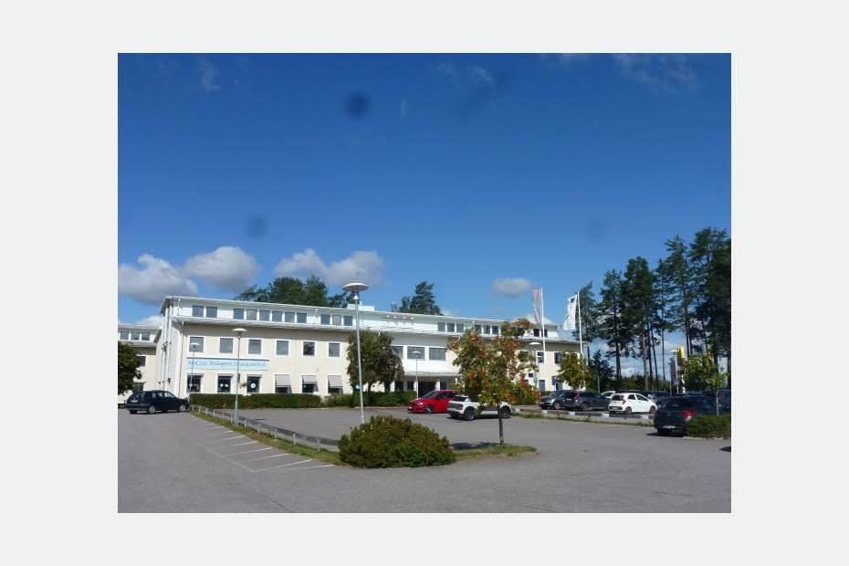 Stockholmsvägen 55 - Kontor