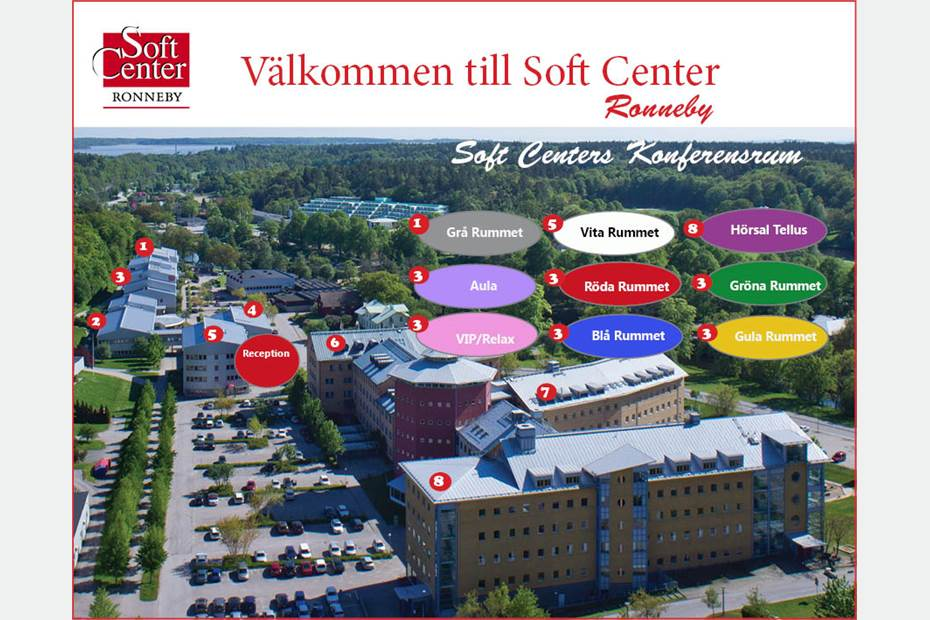 Konferens Soft Center