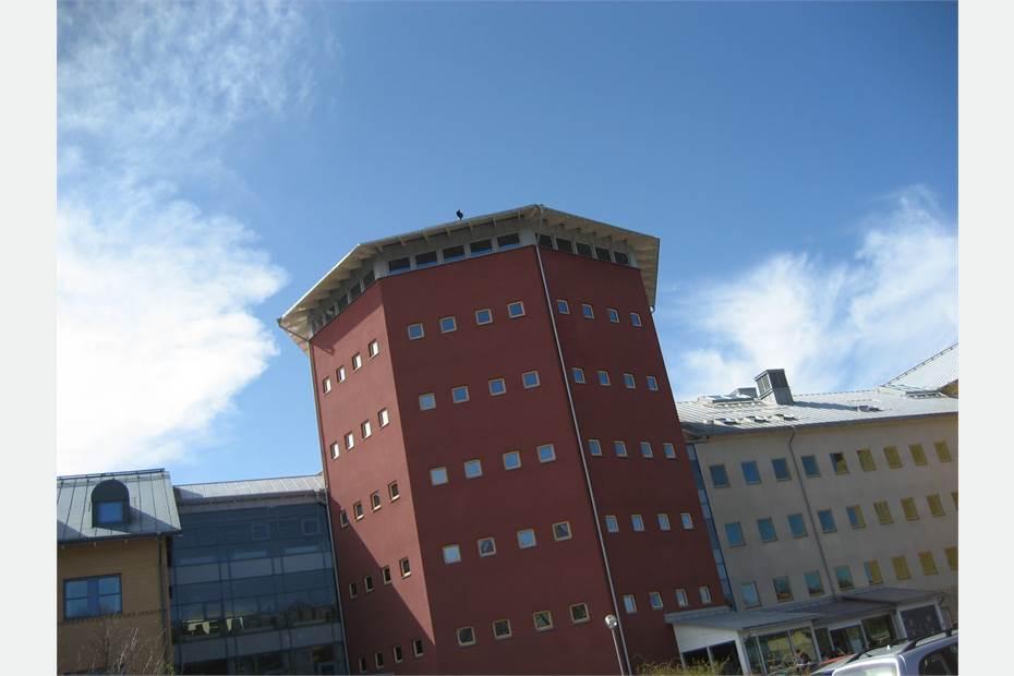 Soft Center oktogonen östra sidan