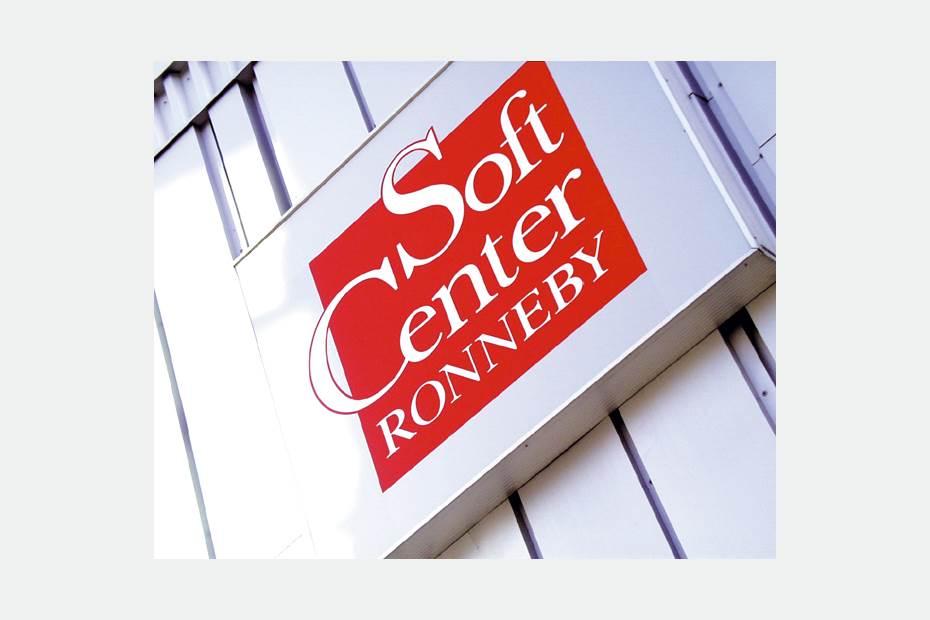 Soft Centers logotype