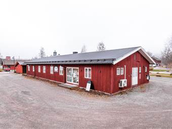 Gruvgatan 38, Gruvområdet, Falun - ButikKontor