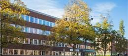 Ledig lokal Kyrkgatan 76, Östersund