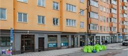 Ledig lokal Kungsholms Strand 157, Stockholm