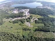 Mark, Företagsvägen, Vallen, Kramfors