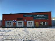 Ledig lokal, Besiktningsvägen 4, Storheden, Luleå