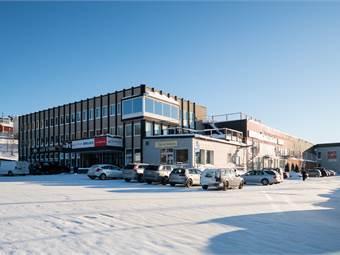 Ledig lokal, Sjögatan 1, Örnsköldsvik, Örnsköldsvik