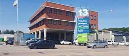 Ledig lokal Bergavägen 13, Helsingborg