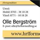 Olle Bergström