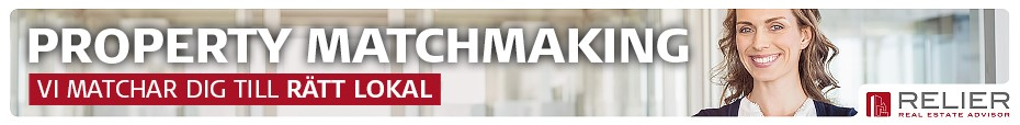 Banner för Relier - Real Estate Advisor