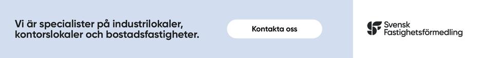 Banner för Svensk Fastighetsförmedling