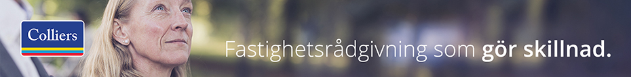 Banner för Colliers International AB